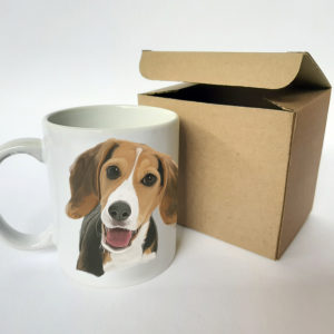 taza beagle