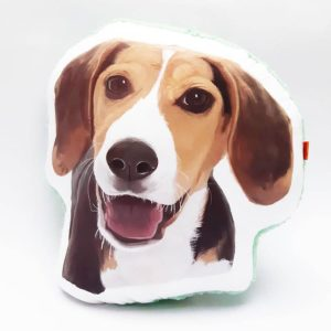 Almohada Decorativa Beagle