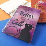 Cuaderno A5 Catlover