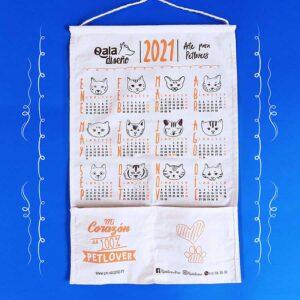Calendario Catlover 2021