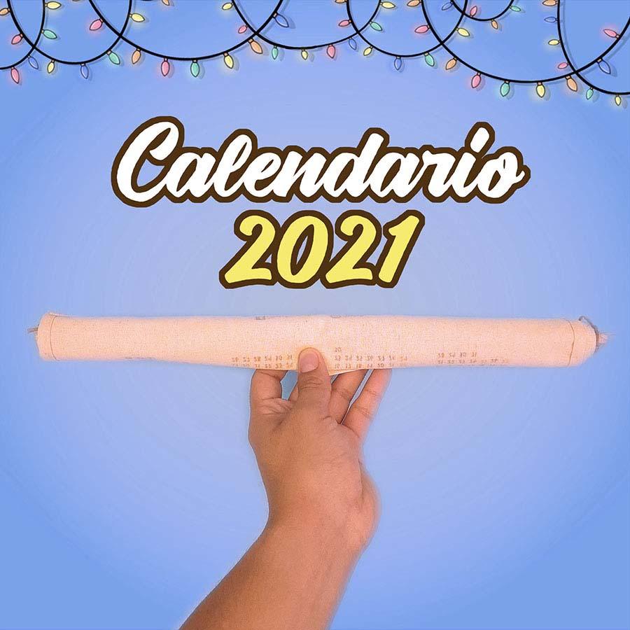 Calendario 2021 petlover