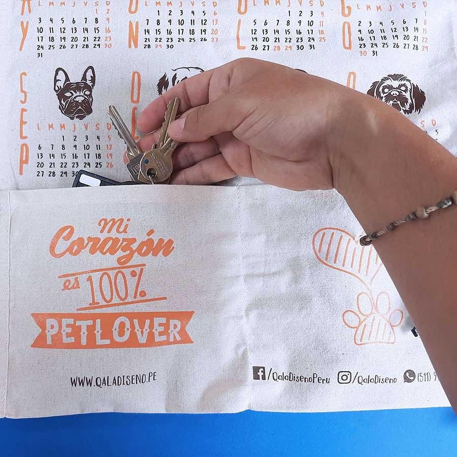 Calendario 2021 petlover de tocuyo