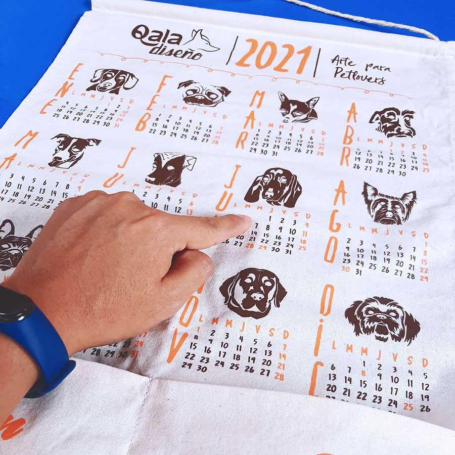 Calendario 2021 Doglover