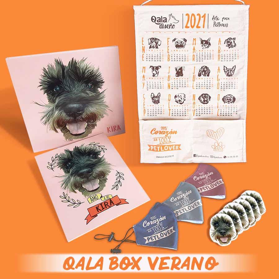 Pack Qala Box