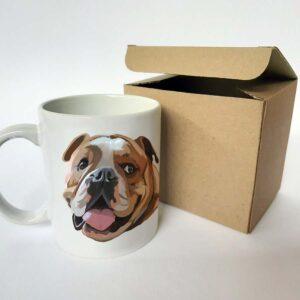 Taza Bulldog Ingles