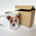 Taza Jack Russell