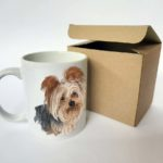 Taza Yorkshire Terrier