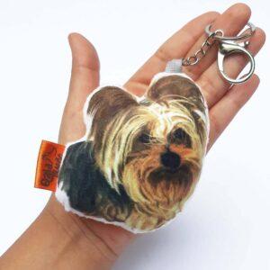 Llavero hecho a mano Yorkie yorkshire terrier